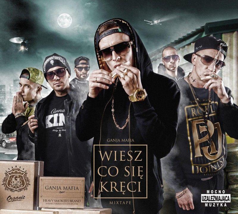polscy raperzy z Ganja Mafia