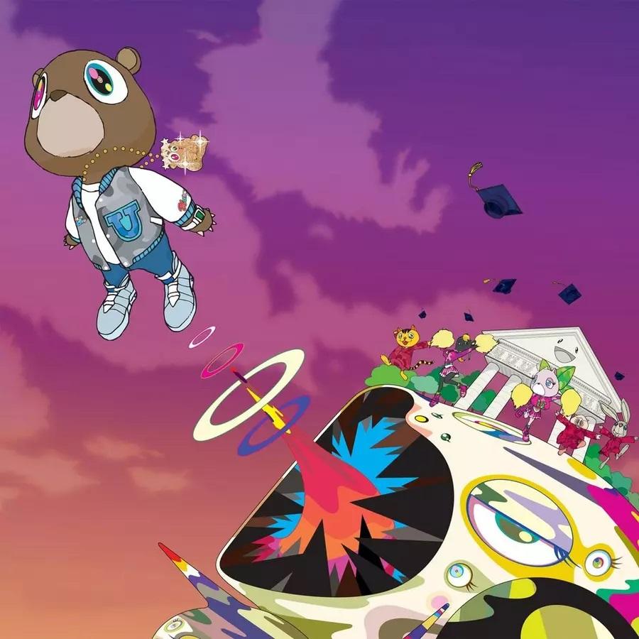 Muzyka młodzieżowa – amerykański rap w stylu Kanye Westa